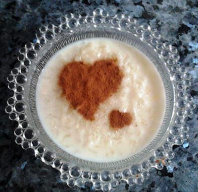 Arroz con leche cremoso delicioso y fácil