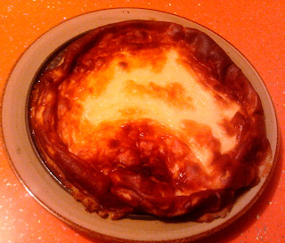 Tarta de queso fresco de Burgos