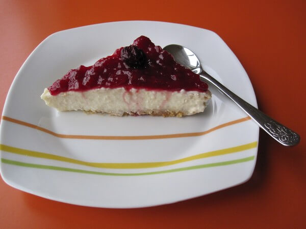 La mejor tarta de queso del mundo sin horno